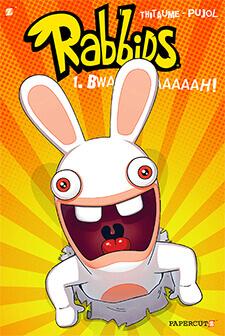 Cover to Rabbids 1