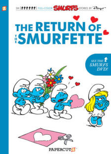 The Return of the Smurfette