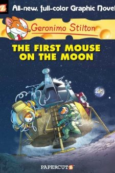 Geronimo Stilton #14: The First Mouse on the Moon