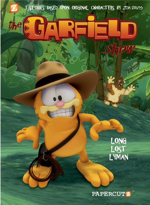 The Garfield Show Vol 3 Papercutz The Kids Graphic Novel Publisher