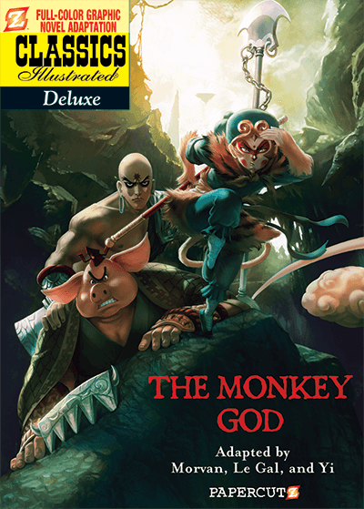 CID12 COV CID #12: THE MONKEY GOD   A Closer Look