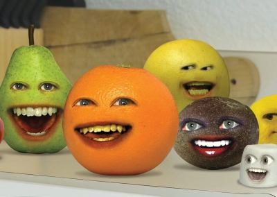 Annoying Orange Resources