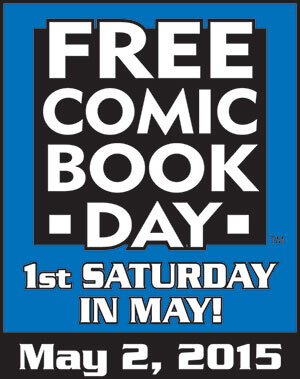 FREE COMIC BOOK DAY TITLES ANNOUNCED