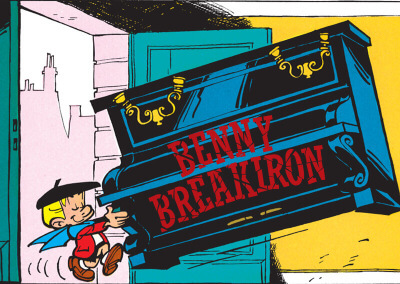Benny Breakiron Resources