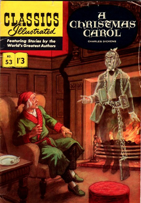 cicover Charles Dickens   Comic Book Writer?