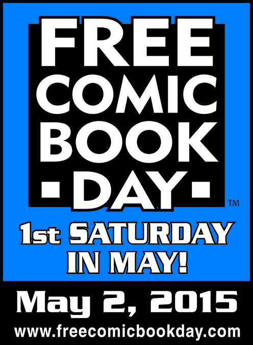 Free Comic Book Day to Kick Off 96th Annual Children's Book Week Celebration!