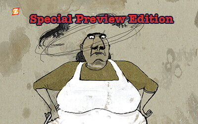Read THE LUNCH WITCH for Free!